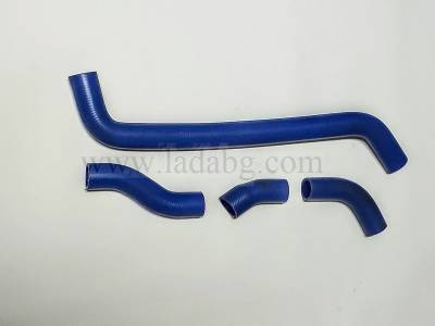 Compounds water Lada Niva 21213 blue silicone