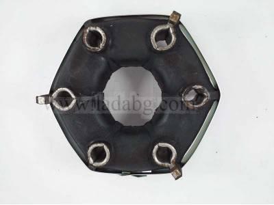 Box rubber-reinforced on the Lada Niva 21214 PTO shaft