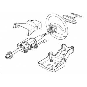 Steering, suspension and wheels