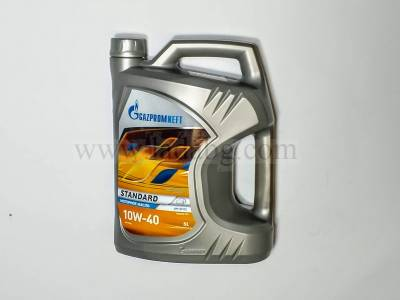 Engine oil GASPROM 10W40 5L